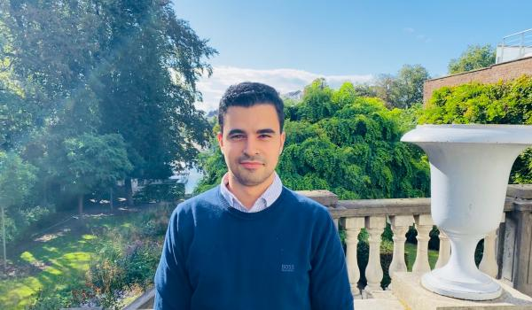 ProudConnector Unveiled: Redouan Lakhal | Student Legal Talent Researcher