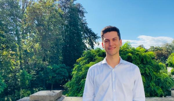#ProudConnector Unveiled: Luka Roosen |Student Legal Researcher